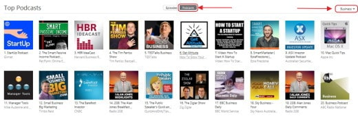 How to Check iTunes Podcast Ranking - All About Podcast