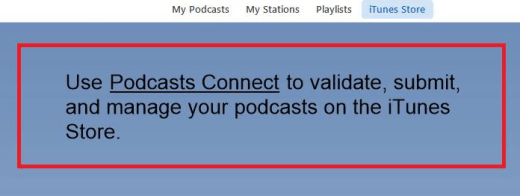 podcast connect 1