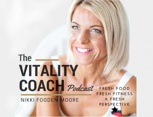 The Vitality Coach Podcast