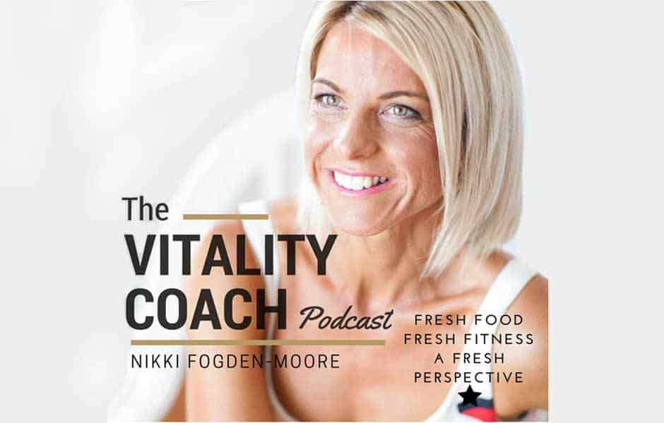 The Vitality Coach Podcast 5