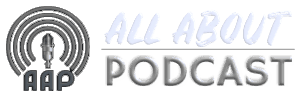All About Podcast Logo