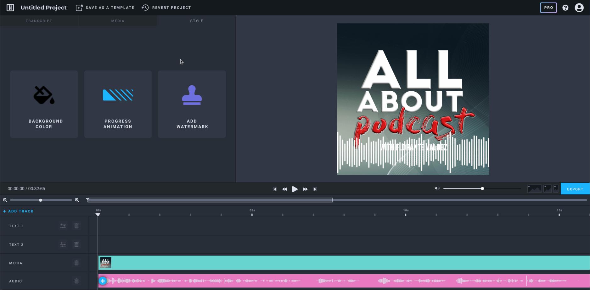 Headliner Video Series - EP1 How to Create Audiogram Video with Headliner Audiogram Wizard 7
