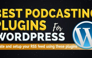 Best Podcast Plugins for WordPress 1