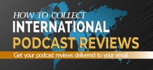 Collect International podcast reviews