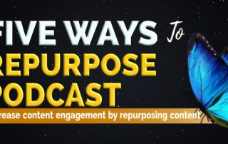 repurpose podcast